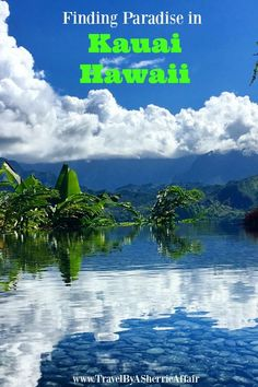 Kauai Hawaii has so many activities and things to do on this beautiful island! Enjoy the endless beaches, gorgeous waterfalls, delicious food, amazing hiking trails! A great place for a honeymoon or family vacation with the kids. Lots of photography in this article to view how beautiful Kauai is! #Kauai #Hawaii #beaches #waterfalls