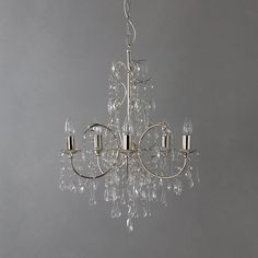 Buy john lewis rosa flower chandelier online at john lewis buy john lewis rosa flower chandelier online at john lewis lighting ideas pinterest john lewis flower chandelier and chandeliers online aloadofball Image collections