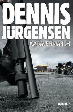 3. og sidste udgave af Dennis Jürgensens zombieroman Kadavermarch