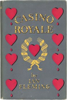 """Read """"Casino Royale"""" by Ian Fleming available from Rakuten Kobo. Casino Royale The first novel in the bestselling James Bond series, Casino Royale is another exciting adventure for the . Casino Theme Parties, Casino Party, Casino Night, Themed Parties, Detective, James Bond Casino Royale, James Bond Books, Bond Series, Thriller Books"""