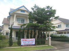 House for sale in Chiang Mai, บ้าน 2 ชั้น 3 ห้องนอน 3 ห้องน้ำ หน้ามหาลัยแม่โจ้ จ.เชียงใหม่ | ซื้อง่าย ขายฟรี ที่ dealfish.co.th #house #condo #apartment #land #thailand #chiangmai