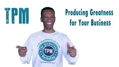 The promotional marketing TPM can produce greatness for your business using the POWER OF VIDEO.