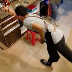 Superman #baristaingusan