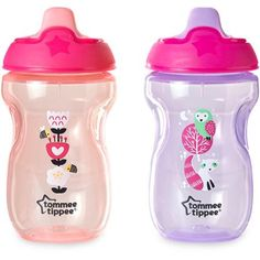 Tommee Tippee Weaning Sippee Cup Bpa Free Age 4m Blue 150ml