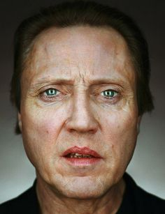 Christopher Walken by Martin Schoeller