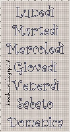Terri Woodward's media statistics and analytics Cross Stitch Letter Patterns, Monogram Cross Stitch, Cross Stitch Heart, Cross Stitch Alphabet, Cross Stitch Designs, Stitch Patterns, Embroidery Alphabet, Hand Work Embroidery, Cute Embroidery