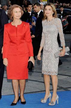 d034c1d86e823a La reina Sofia y la princesa Letizia en los Premios Principe de Asturias  2008.