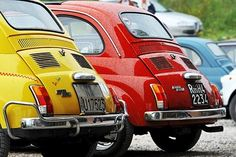 Company activities italy on board of vintage fiat 500 Tuscany : Driving along the breathtaking Tuscan landscape on board of a vintage Fiat 500 Fiat Cinquecento, 500 Cars, Vespa Lambretta, Steyr, Sweet Cars, Small Cars, Vintage Cars, Cool Cars, Classic Cars