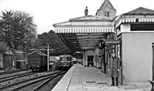 Cirencester Town railway station - Wikipedia, the free encyclopedia