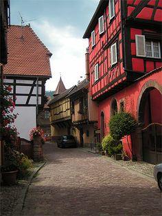 Alsace > Haut-Rhin > Route des vins d'Alsace > Kaysersberg