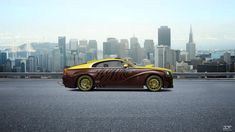 Checkout my tuning #RollsRoyce #Wraith 2014 at 3DTuning #3dtuning #tuning