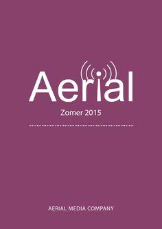 Aerial Media Company brochure zomer 2015