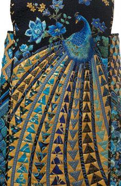 """Rami Kim's """"Queen Peacock"""""""