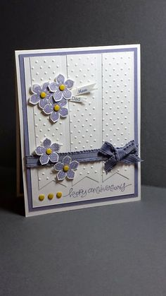 """Stamp With Me Cindy G: Love is in the Air .... Three """"Love"""" Themed Cards"""