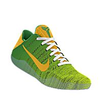 I designed this @NIKEiD. What do you think? (green lining)