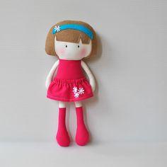 My Teeny Tiny Doll Superflora