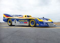 Nothing but respect for this car and those who drove it. Still holds the record for the Nurburgring.   1973 PORSCHE 917/30 CAN-AM SPYDER