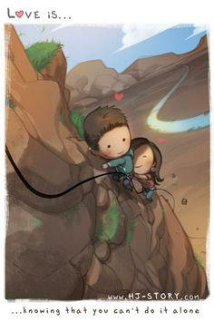 Love is .. adventure ♥