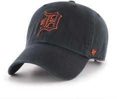promo code d710c 54d77  47 Adult Detroit Tigers Clean Up Hat