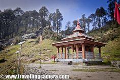 Trek to Sirolsar Lake near Jalori Pass in Himachal Pradesh, INDIA