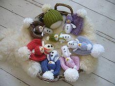 Detské čiapky - Vianočná edícia - čiapočka + snehuliačik - 8574906_