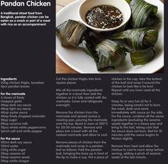pandan chicken