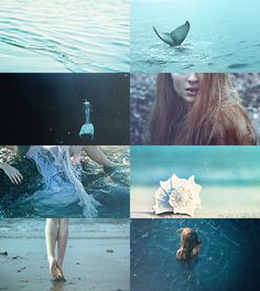 Fairy Tales Picspam → The Little Mermaid