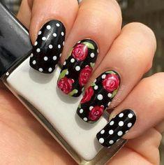 61 Mejores Imágenes De Uñas Pretty Nails Cute Nails Y Nail Polish Art