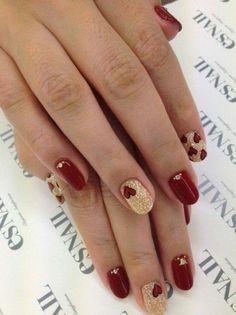 cool 21 Valentine's Day Nail Art Ideas | JexShop Blog...