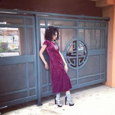 Velvet Madness! Super stoked to see our Saltwater Gypsy velvet dress on set at Solestruck 's On The Road Lookbook! Follow them on Instagram for behind the scenes!