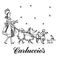 Carluccio's Xmas Illustration - By Lucia Gaggiotti Xmas, Illustrations, Graphic Design, Art, Art Background, Christmas, Illustration, Kunst, Navidad
