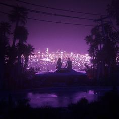 Dedicated to the synthwave music scene, a revisionist music style of synthesizers and pulsing beats, and the retrofuturist aesthetic of. Lavender Aesthetic, Violet Aesthetic, Neon Aesthetic, Night Aesthetic, Aesthetic Vintage, Aesthetic Collage, Aesthetic Themes, Collage Des Photos, Photo Wall Collage