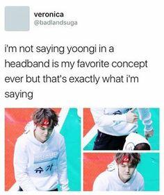 EXACTLY what I'm saying | BTS Suga