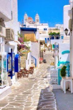Greece Travel Inspiration - Paros island of Cyclades!!!Greece