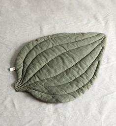 Rug baby playmat leaf blanket rugs mat nursery boy mat by Kinzzza