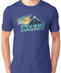 Monster Hunter All Stars - Pokke Permafrosts Unisex T-Shirt