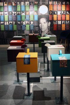 "SixSides | Projects | Exhibition | ""Indre syn og ytre blikk"" | Olav H. Hauge-senteret | Ulvik Exhibitions"