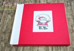 Blumis kreativ Blog: Mini-Album Weihnachten mit dem Envelope Punch Board (mit Anleitung)