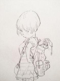 遠足、連れてっちゃダメっすか? by Eisakusaku