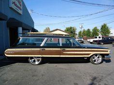 Pro touring station wagon