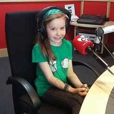 Lulu is Cork96FM's Junior Forecaster! by Gina London on SoundCloud