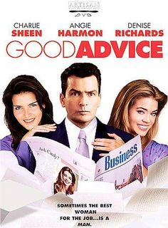 Reformed bad boy actor Charlie Sheen shines in this winning romantic comedy that plays with ideas of gender difference. Sheen plays a suave stockbroker named Ryan Turner, who loses his job suddenly du