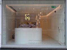 K Dental Studios at 116 Great Portland Street www.kdentalstudios.co.uk #fishtank #dental