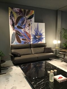 Some of the Best Inspirations So Far From imm Cologne 2019 Interior Styling, Interior Decorating, Interior Design, Italian Furniture, Leather Design, Cologne, Interior Architecture, Modern Design, Sofa