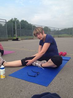 Stressy stretches  Get Moving Sessions #lewes
