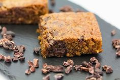 Sticky Cake with Coconut sugar and Chocolate