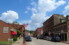 Visit Galena - 15 miles east on 20 to Illinois, historic houses, shops and restaurants.