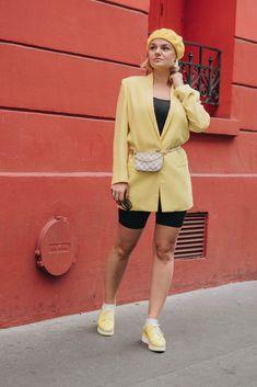 Die 13 besten Bilder von Gelber Blazer | Outfit ideen