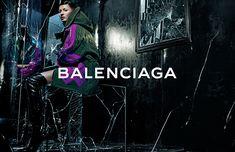 Balenciaga FALL WINTER 14 Campaign | Image #2 |  Photographer : Steven Klein | Model : Gisele Bündchen | www.balenciaga.com