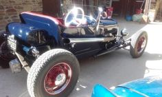 1926 Ford Model T roadster hot rod ford modified VHRA | eBay
